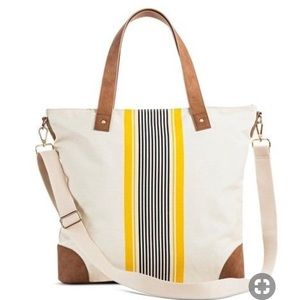 Large Tote w/ removable Strap